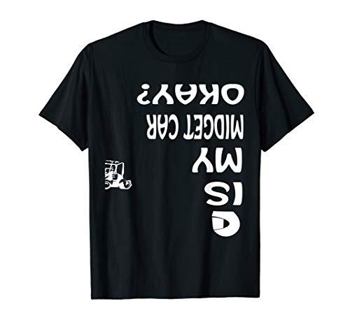 Photo Midget Car Racing T Shirt Gift Quarter Midget Racing Shirt