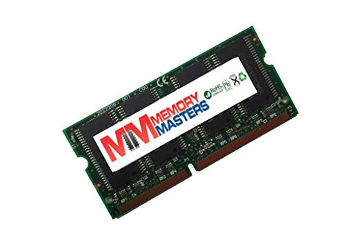 System Pc133 (MemoryMasters 256MB Memory Upgrade for Xerox Phaser 6250 144 pin SODIMM RAM (MemoryMasters))