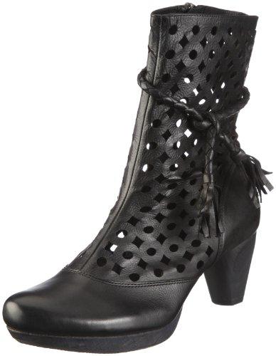 Marc Shoes 1.456.06, Damen Stiefel Schwarz (Black)