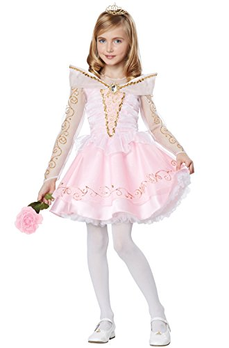 California Costumes Sleeping Beauty Deluxe Child Costume, Medium