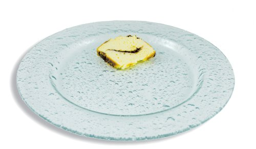 Paderno World Cuisine 12 inch Round Glass Charger