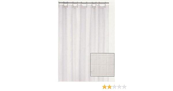 terry cloth shower curtain. Amazon com  WHITE terry cloth SHOWER CURTAIN bathroom decor Home Kitchen