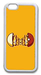 iphone 6 plus 5.5inch Case and Cover Pikachu Evolution TPU Silicone Rubber Case Cover for iphone 6 plus 5.5inch White by runtopwellby Maris's Diary