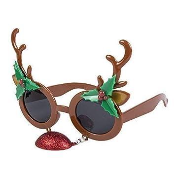 6426445c7124 Novelty Christmas Theme Glasses (Christmas Tree