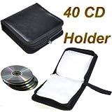 M.G.R.J CD / DVD Bag (40 Capacity) (Color may vary)