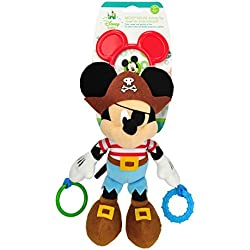 Disney Baby Mickey Mouse Pirate Activity Toy Plush