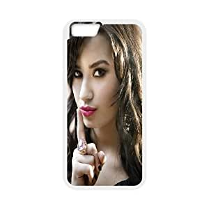 iPhone 6 4.7 Inch Cell Phone Case White Demi Lovato Hqavk