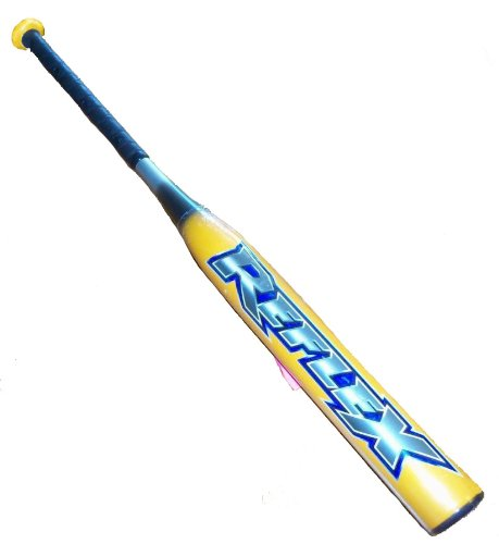 29'' Easton SX60B-29 Reflex Extended Fastpitch Softball Bat - 17.5 oz by Easton