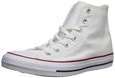 Converse Kadın Chuck Taylor All Star M7650C Spor Ayakkabı, Beyaz, 37 Numara
