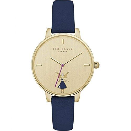 D&G Dloce & Gabbana Nonchalance Japanese Quartz Movement Gold-tone Mirrored Dial Women's Watch (D&g Quartz Movement)