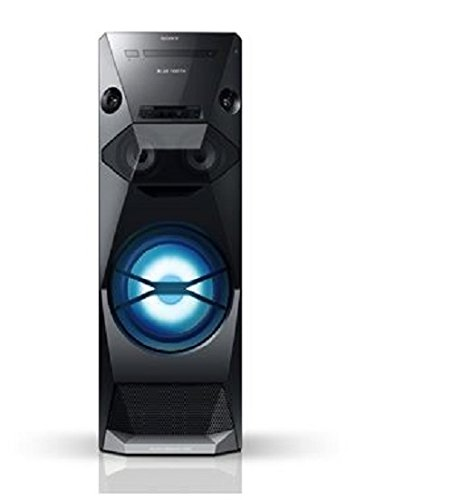 sony tower speakers. sony mhc-v6d/c e12 home audio system price: buy online in india -amazon.in tower speakers r