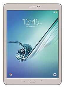 """Samsung Galaxy Tab S2 9.7""""; 32 GB Wifi Tablet (Gold) SM-T813NZDEXAR"""