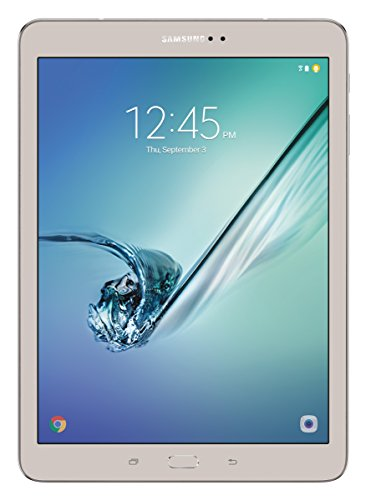 Samsung Galaxy Tab S2 SM-T813NZDEXAR 9.7-Inch 32 GB Wifi Tablet (Gold)