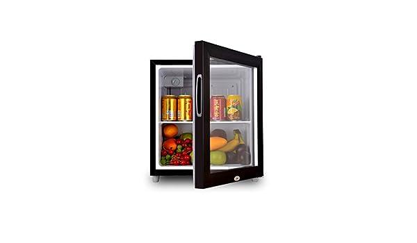 SL&BX Refrigerador Puerta de Cristal,Hogar refrigerador Alimentos ...