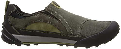 Clarks Hombres Outlay Path Slip-on Loafer De Ante Oliva