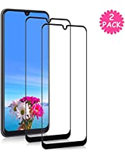Screen Protector For Samsung Galaxy M31,HD Clear 9H Hardness Scratch Resistant Tempered Glass Protective Film for Samsung Galaxy M31 [2 Pack]