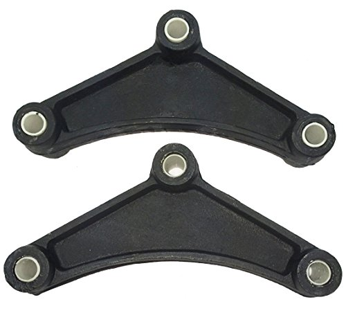 2 New Trailer Leaf Spring Equalizers With 9/16