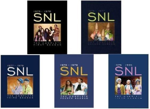 Saturday Night Live (SNL) Complete Seasons 1-5