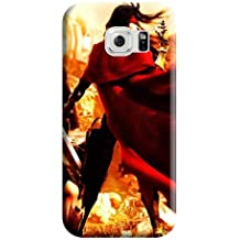 Phone Cases Dirt-proof High Quality Final Fantasy Cover Samsung Galaxy S6