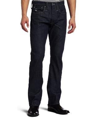 Men's Victor Straight Leg Edge Jean in Blue