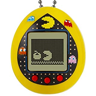 Tamagotchi PAC-Man Device - Yellow Maze (42851)