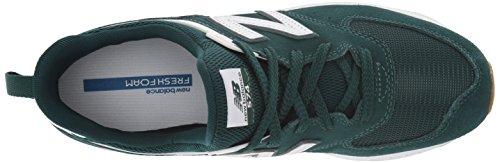 Fcj white Para Balance Zapatillas Jade deep New 574s Hombre Verde 6aHwnFxq