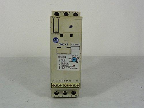 Allen Bradley 150-C37NCD Ser. A Smart Motor Controller 600V 50/60HZ 37A Allen Bradley Smart Motor Controller
