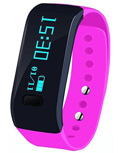 Bluetooth Bracelet Wireless Wristband Pedometer