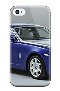 5c Scratch-proof Protection Case Cover For Iphone/ Hot Rolls Royce Wraith Background 1920p Phone Case