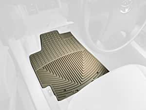 WeatherTech Trim to Fit Front Rubber Mats for Toyota Highlander, Tan