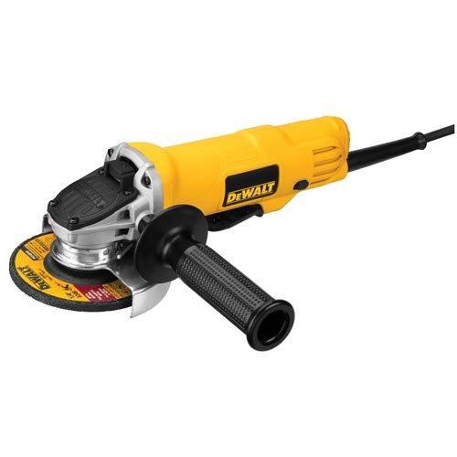 DEWALT Angle Grinder Tool, 4-1 2-Inch, Paddle Switch, 7-Amp DWE4012