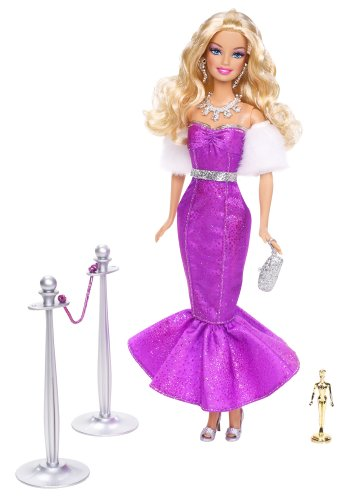 Barbie I Can Be... Actress Doll - New 2012 Version