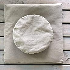 Amazon.com: Pillowholic Linen yoga bolster Iyengar Yoga prop ...
