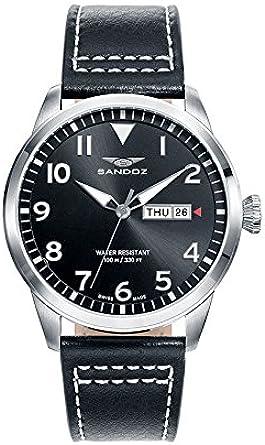 55 Pour Sandoz 81421 HommeMontres Suisse Montre bf7yYg6