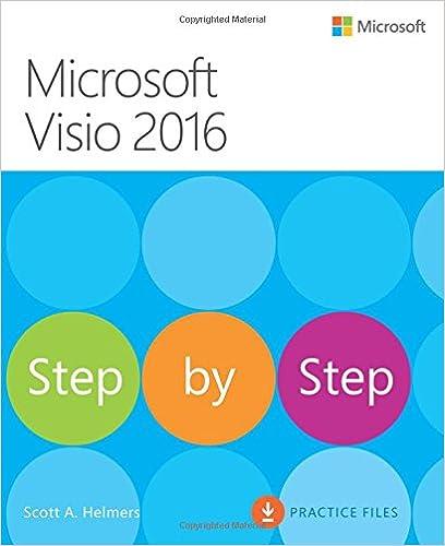 Microsoft Visio 2016 Step