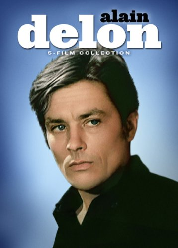 Alain Delon - Five Film Collection (The Widow Couderc / Diabolically Yours / La Piscine / Le Gitan / Notre Histoire) by Alain Delon