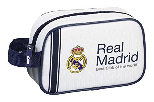 Real Madrid Kulturbeutel Toilettentasche 22x13x8cm