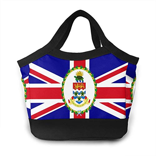 United Kingdom UK Embassy Tote Lunch Bag Insulated Lunch Box Shopping Bag Women Men Work Picnic Hiking Beach Water ProofXSG
