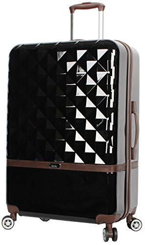 Luggage Hardside Collection - Nicole Miller New York Madison Collection Hardside 24