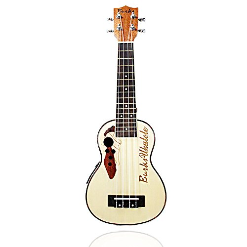 HQS-Instrument-de-musique-21-Ukull-Soprano-Uke-15-Frets-EQ-Electro-Acoustic