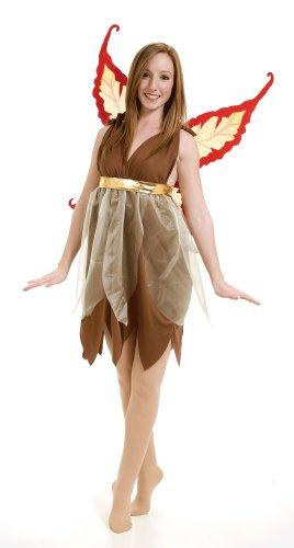 Autumn Fairy Set Adult Costume