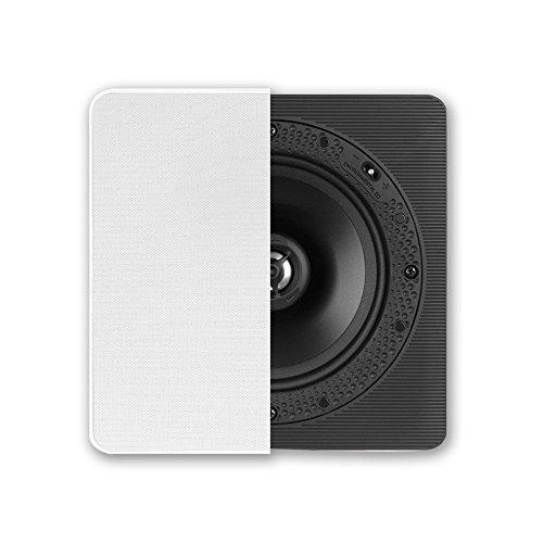 Definitive Technology UEYA/Di 6.5S Square In-wall/ceiling Speaker (Single) [並行輸入品] B078FY6WSQ