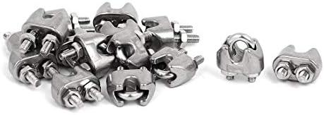 DealMux 10 piezas 22 mm x 16 mm x 1 mm Anillo plano Cobre Arandela de presi/ón Junta de sellado Sujetador