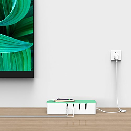 Qicent Cable Management Electrical Outlet Boxes 15 34 5 47