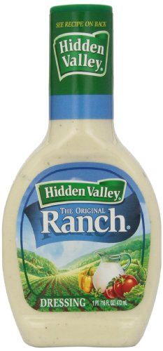 ingredients hidden valley ranch dressing - 5