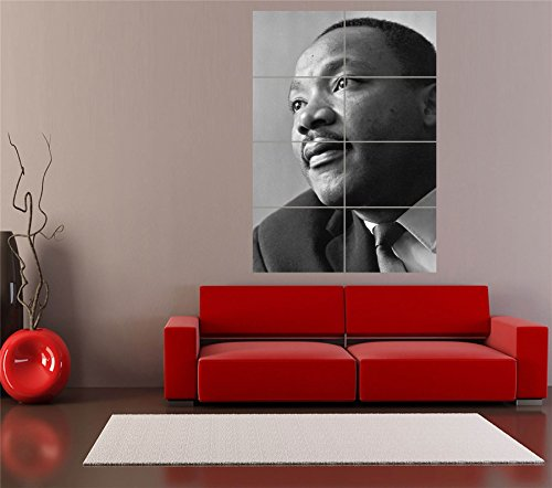 martin-luther-king-jr-photography-bw-closeup-giant-art-print-new-poster-oz2700