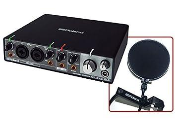 USBオーディオインターフェイス RUBIX-44 ローランド Roland
