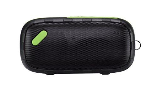 [DalTech] External SD Card IPX6 Waterproof Portable Wireless Bluetooth Speaker with Enhanced Bass, Water Resistant, Perfect Speaker for Beach, Shower, Home for Alexa - I Phone 5c International Unlocked