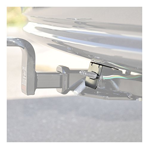 Trailer Hitch Wiring Harness Bracket : Curt connector socket mounting bracket import it all