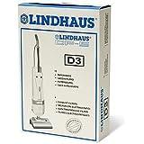 Lindhaus Vacuum Cleaner Bags D3 - 10 Pack